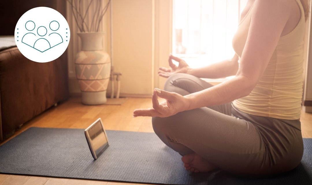 Live Virtual Class: yoga nidra